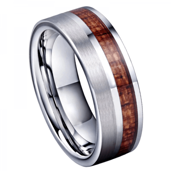 The Esperance Mens Wedding Rings