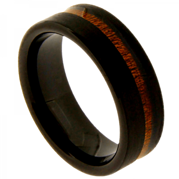 The Norseman Mens Wedding Rings