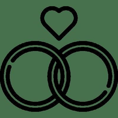 mens wedding rings online icon