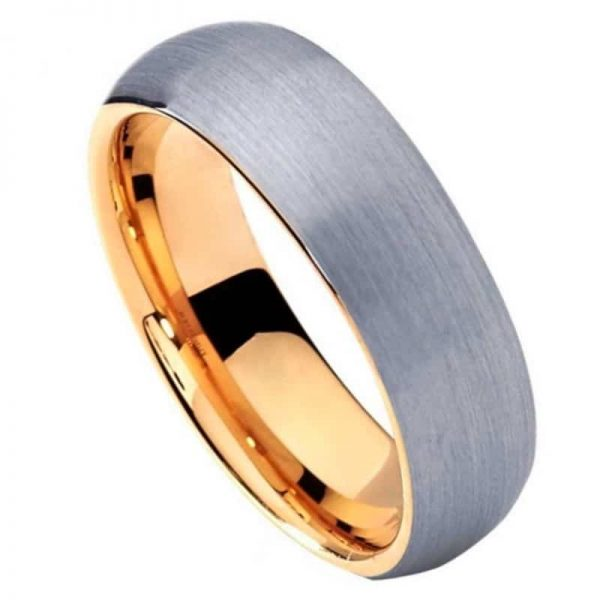 The Carnarvon Mens Wedding Rings