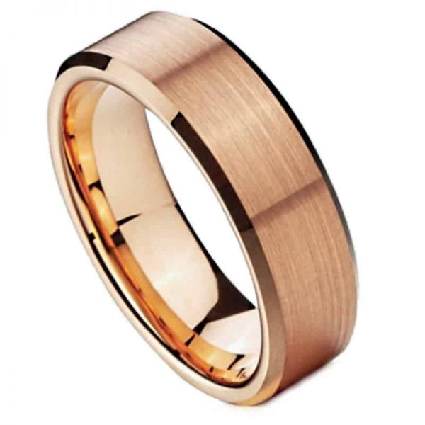 wesley 1 Mens Wedding Rings