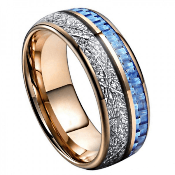 atlantis Mens Wedding Rings