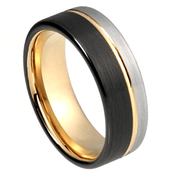 brumby Mens Wedding Rings