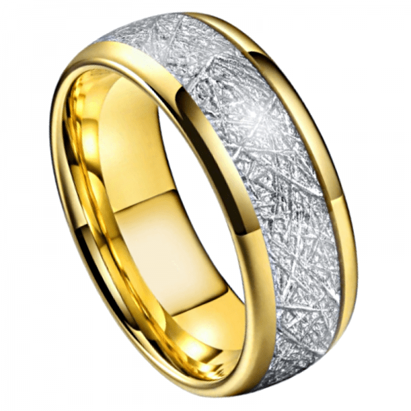 flint Mens Wedding Rings