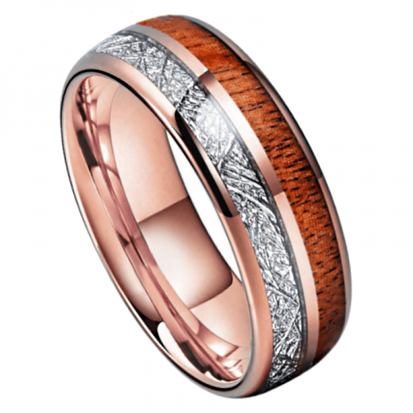 hunter Mens Wedding Rings