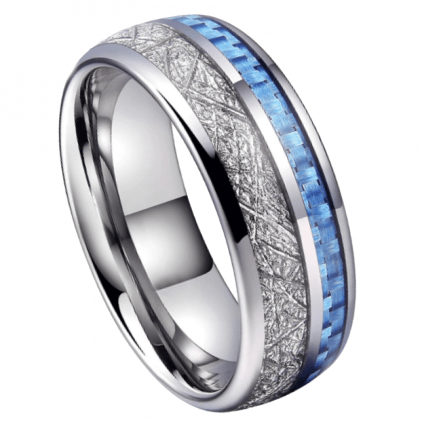 saturn 1 Mens Wedding Rings
