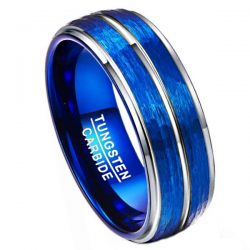 The Blue Nile - Men's Tungsten Ring