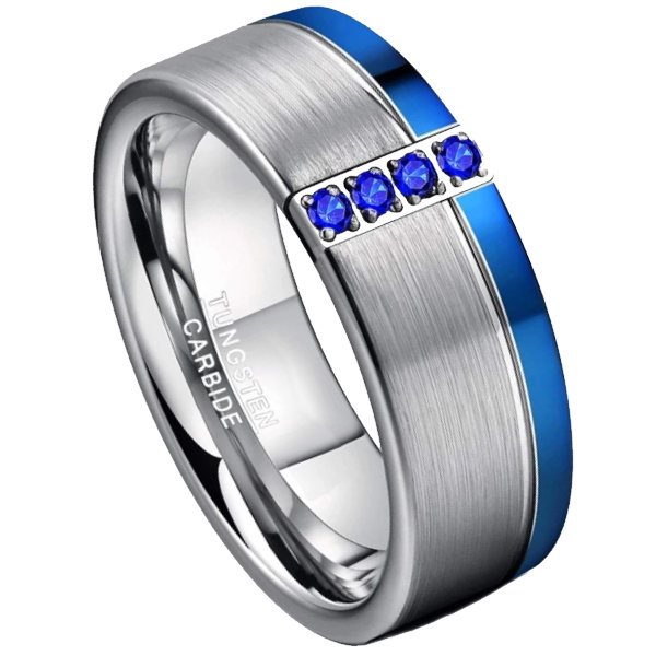 grayson Mens Wedding Rings