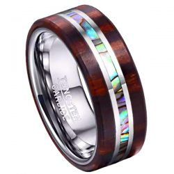 The Hobart - Men's Tungsten Ring