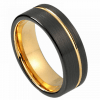 The Nubia - Men's Tungsten Ring