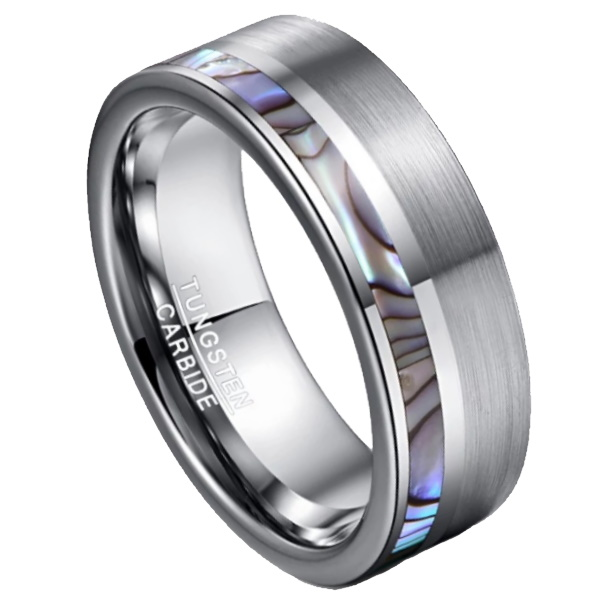 statesman Mens Wedding Rings